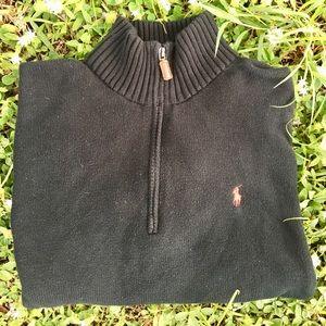 Men's Polo Ralph Lauren zipup sweater jacket